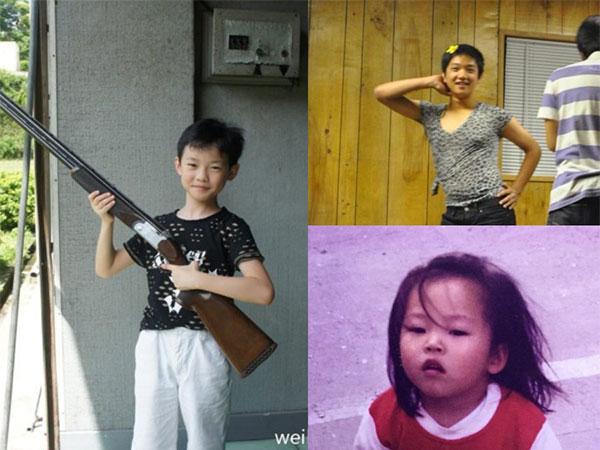 Foto-foto Predebut Idola K-Pop yang Bikin Fans Tertawa (Part 2)
