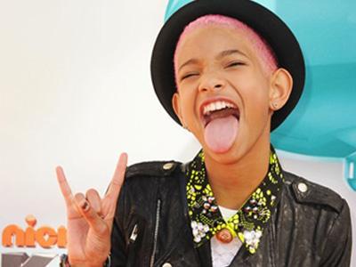 Willow Smith Buat Fashion Blog