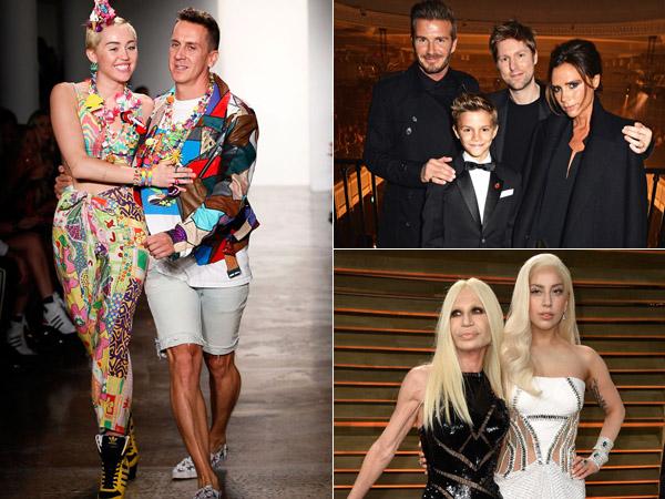 Yuk Intip Persahabatan Populer Para Seleb Hollywood dan Desainer Ternama Dunia!
