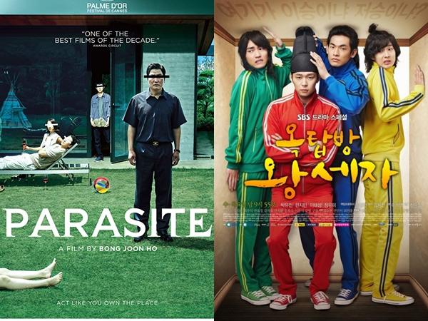 Ada Parasite, Ini 5 Drama dan Film Populer Dibintangi Choi Woo Shik