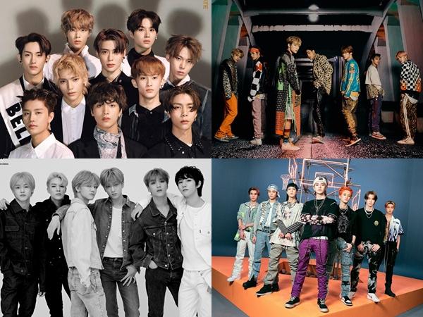 5 Lagu NCT dan WayV yang Bikin Semangat, Dari Setiap Unit