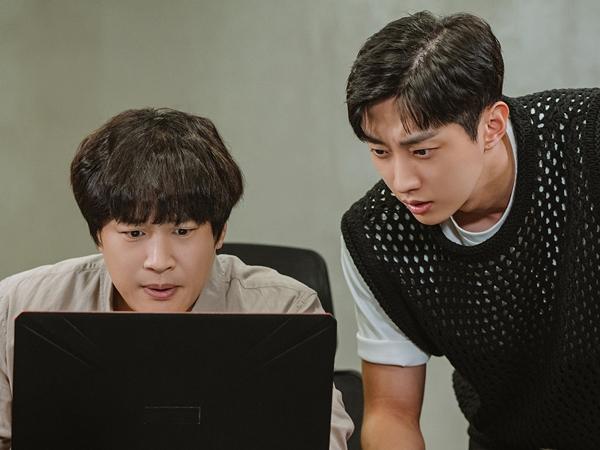 3 Momen Bromance Cha Tae Hyun dan Jinyoung B1A4 di Drama 'Police University'