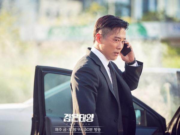 Namgoong Min Lakukan Adegan Aksi Langka di Drama 'The Veil'