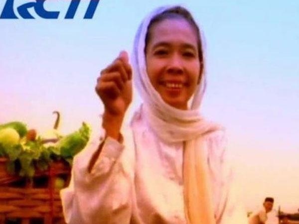 Masih Ingat Sosok Ibu Jempol di Iklan RCTI? Beginilah Nasibnya Sekarang