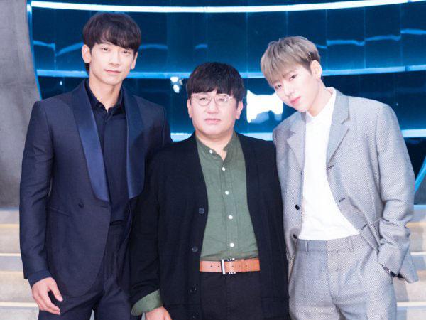 Bang Shi Hyuk, Rain, dan Zico Bicara Soal Peran Jadi Trio Produser 'I-LAND'