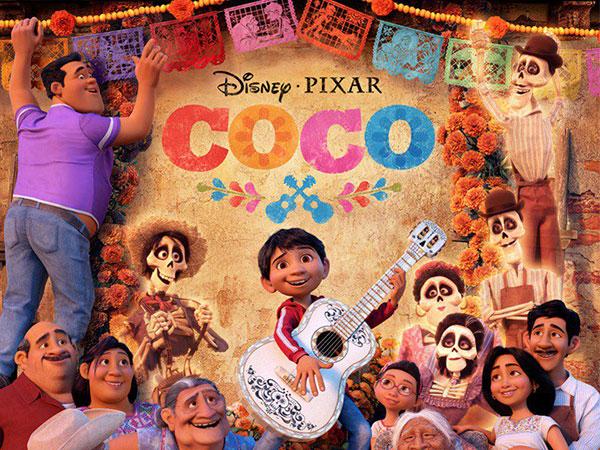 Film Animasi Disney-Pixar 'Coco' Akan Segera Tayang, Intip Dulu 5 Fakta Serunya!