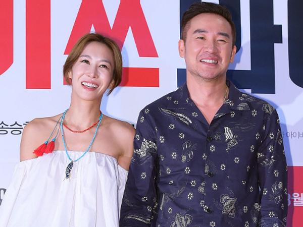 Uhm Tae Woong Tertimpa Skandal, Sang Istri Ternyata Tengah Hamil Anak Kedua?