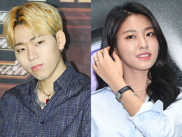 Cara Jantan Zico Bungkam Media dan Haters Soal Rumor Balikan dengan Seolhyun