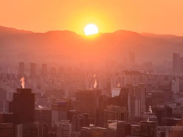 7 Spot Favorit untuk Menikmati Sunset dan Sunrise di Korea Selatan
