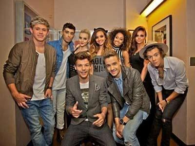 Apa Tugas Little Mix dan One Direction di Pernikahan Zayn Malik dan Perrie Edwards?