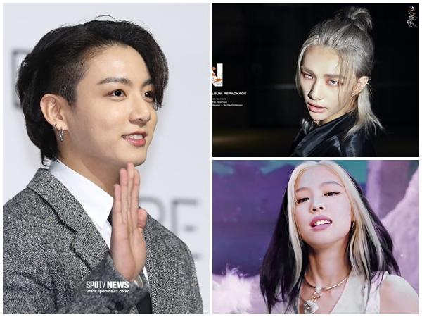 3 Gaya Rambut Idola K-Pop Paling Berkesan di Tahun 2020