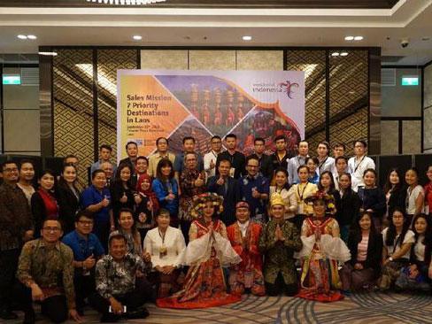 Target Tinggi Belasan Juta Wisatawan Mancanegara dari Kementerian Pariwisata
