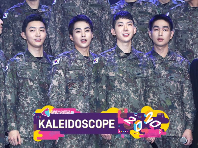 Deretan Seleb Pria Korea yang Bebas Wajib Militer di Tahun 2020