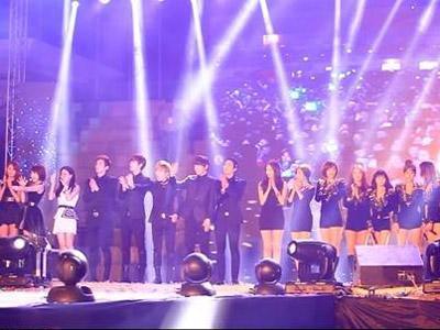 Konser Keluarga Agensi T-ARA Berjaya di Mongolia!