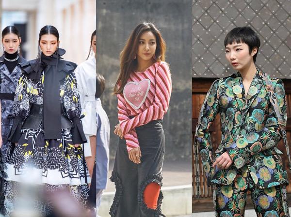 Gaya Retro dan Tradisional Dominasi Koleksi Terbaru Seoul Fashion Week F/W 2021