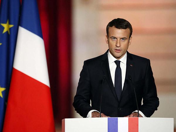 Bikin Heboh Lagi, Macron Beri Peringatan Kepada Dewan Muslim Prancis