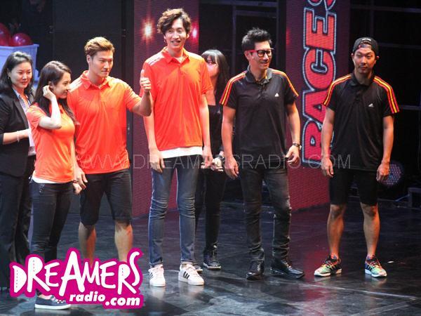 Wow, Banjir Fan Service dari Para Member 'Running Man' di Fan Meeting Jakarta!