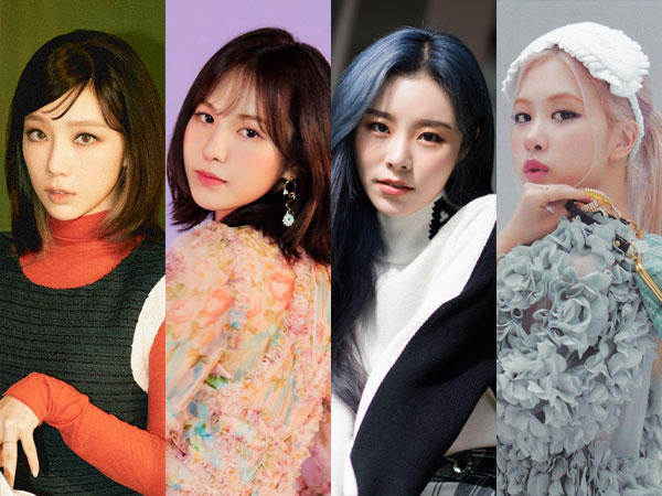 4 Member Girl Group dengan Nada Vokal Terbaik, Siapa Favoritmu?