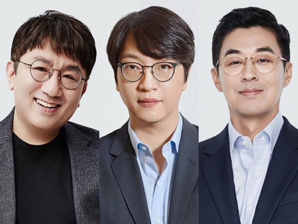Big Hit Entertainment Umumkan Perubahan Jajaran Petinggi Perusahaan