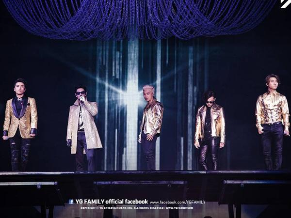 Rayakan 8 Tahun Debut, Big Bang Ucapkan Terima Kasih pada Fans Lewat Tulisan Tangan