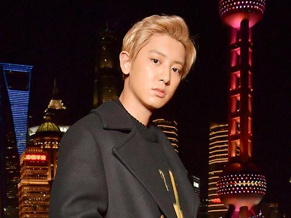 Kecenya Gaya Chanyeol EXO Jadi 'Best Dressed Man' di Acara Tommy Hilfiger