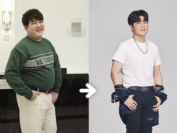 Shindong Super Junior Bocorkan Cara Ampuh Sukses Turunkan Berat Badan