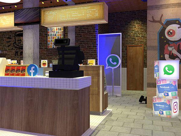 Facebook Buka Cafe Spesial di Jakarta, Bisa Nongkrong Sambil Belajar Privasi