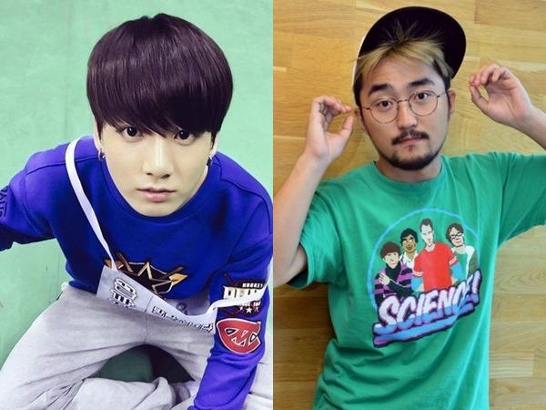 Yoo Byung Jae Tuai Pujian Atas Sikap Sopannya Terhadap Jungkook BTS