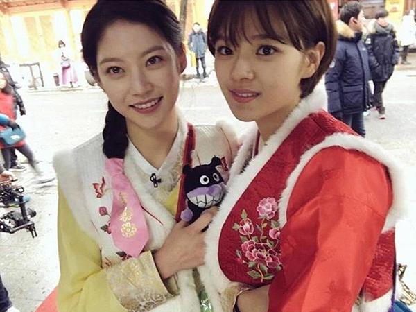 Aktris Gong Seung Yeon Ungkap Rasanya Lebih Dikenal Sebagai Kakak Jungyeon TWICE