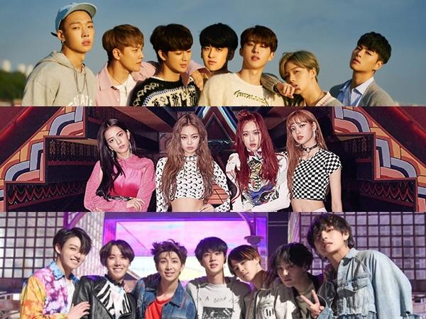 iKON No. 1, Inilah 10 MV K-Pop Terpopuler di Youtube Korea Sepanjang Tahun 2018
