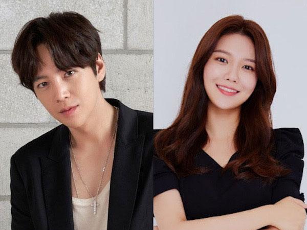 Jang Geun Suk dan Sooyoung SNSD Batal Main Drama Bareng