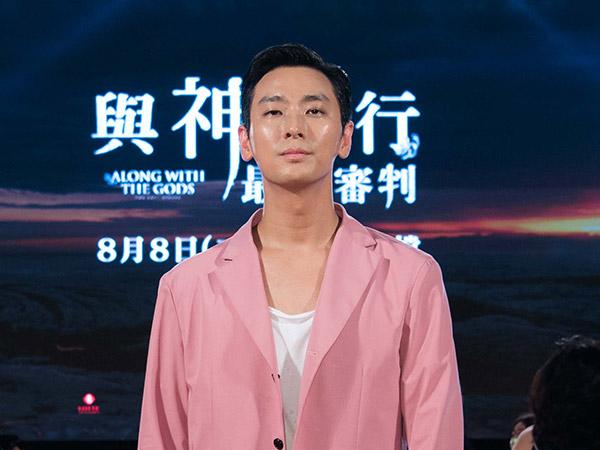 Curhat Sulitnya Syuting Dua Seri Film 'AWTG' Sekaligus, Joo Ji Hoon: Kepalaku Mau Pecah