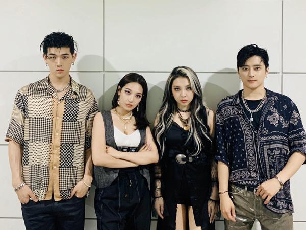 KARD Masuk Jajaran Comeback Idola K-Pop Bulan Agustus