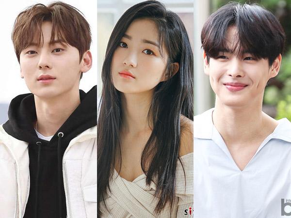 Kim Hye Yoon Jadi Cameo di Drama Minhyun NU'EST dan Byungchan VICTON?