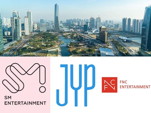 SM, JYP, dan FNC Disebut Ingin Bangun Kompleks K-Pop Terbesar di Incheon
