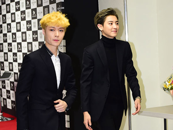 Lay dan Chanyeol EXO Akan Terima Penghargaan dari 2019 Tencent Music Entertainment Awards