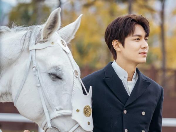 Punya Kesamaan, Lee Min Ho Enjoy Syuting Bareng Kuda Maximus