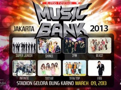 Music Bank Jakarta Kini Jual Tiket Kelas Friendly dan Ubah Denah Seat Plan