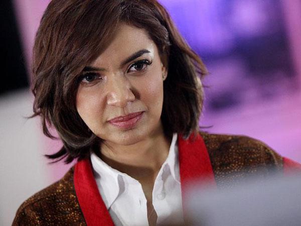 Respon Balasan Najwa Shihab yang Ditolak Jadi Moderator Debat Capres Oleh BPN Prabowo-Sandi