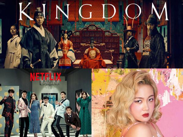 'Kingdom 2' Hingga 'Busted! 2', Rangkaian Program Korea Terbaru Ini Siap Tayang di Netflix