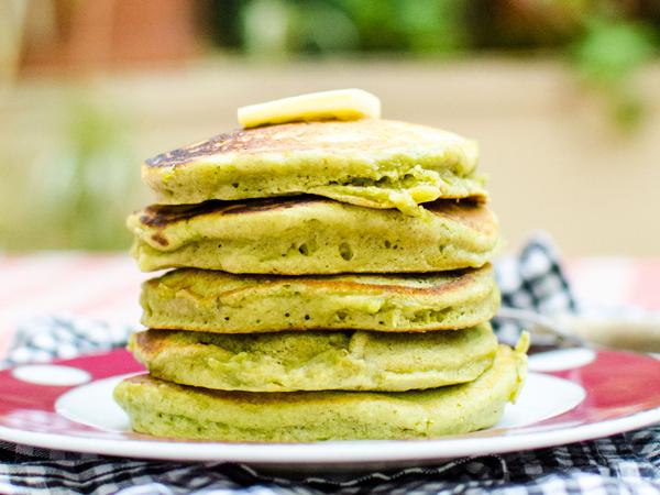 Yuk Buat Pancake Green Tea untuk Variasi Menu Sarapan Kamu!