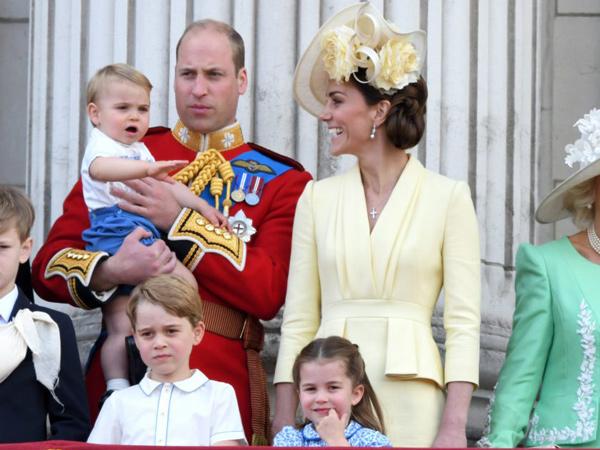 Tanggapan Santai Pangeran William Jika Anak-Anaknya Mengaku Gay atau Lesbian