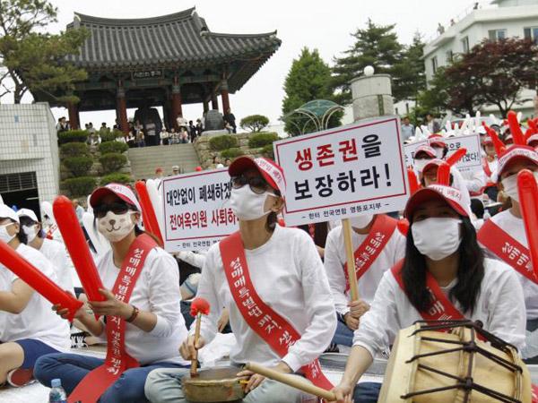 Jauhnya Jumlah Perilaku Menyimpang Dibanding Penanganan Kejahatan Seksual di Korea Selatan