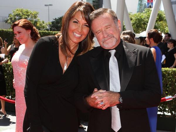 Ketakutan, Istri Robin Williams Berniat Jual Rumah Tempat Sang Suami Bunuh Diri?