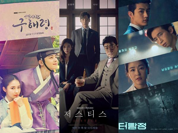 Persaingan Ketat Rating Drama Korea Rabu-Kamis Beda Tipis, Mana Favoritmu?