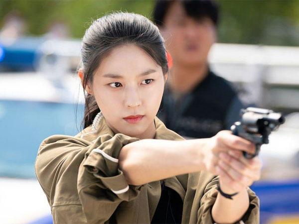 Aksi Keren Seolhyun AOA Jadi Polisi di Drama Baru 'Awaken'