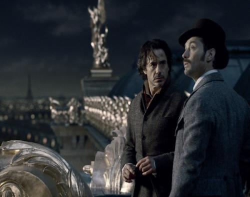 Sherlock Holmes Rajai Box Office
