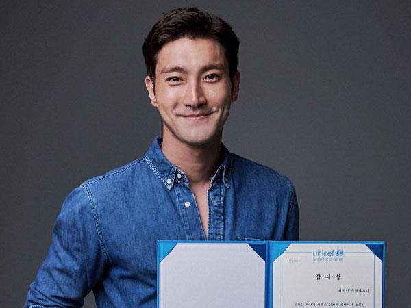 Siwon Super Junior Angkat Bicara Soal Konflik Kemanusiaan Rohingya di Myanmar