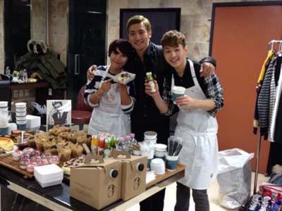Siwon Kunjungi Henry Super Junior-M di Master Chef Korea Celebrity