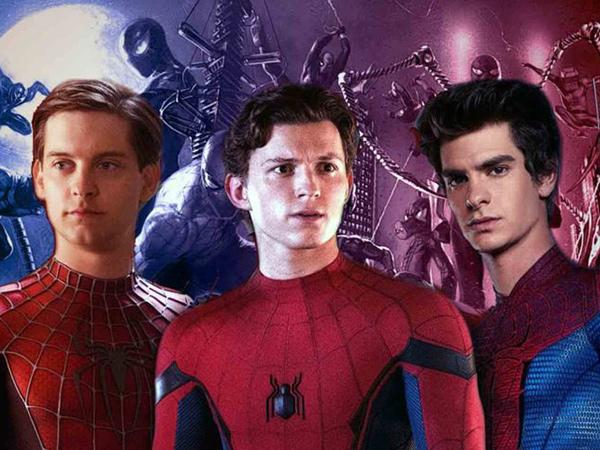 Andrew Garfield dan Tobey Maguire Gabung di Film Spider-Man 3?